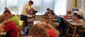 film groep 8 klas in beeld klassefilm projectfilm filmproject